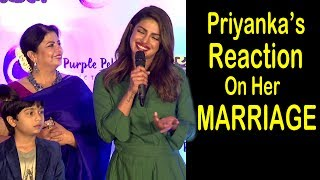 Priyanka Chopra's UNEXPECTED Reaction On MARRIAGE In Front Of Her Mother