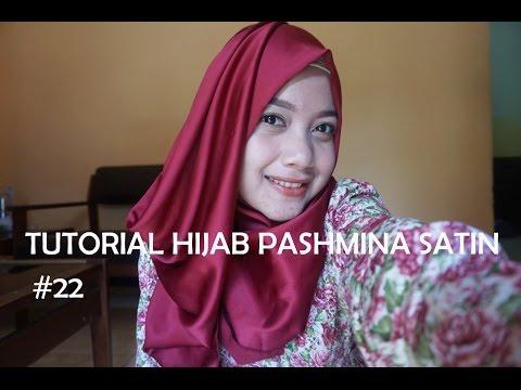 Xxx Mp4 Tutorial Hijab Pashmina Satin 22 Indahlzami 3gp Sex