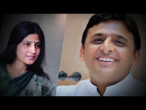 Love Story of Dimple Yadav and Akhilesh Yadav   MUST WATCH