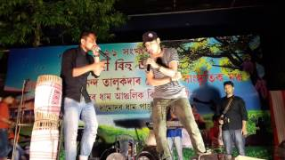 Assamese Rap by MINIMI with Beatboxing Live Performance