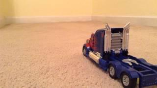 Transformers 4 stop motion: Autobots Reunite