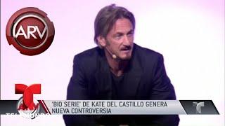 Detalles del encuentro sexual entre Kate del Castilo y Sean Penn | Al Rojo Vivo | Telemundo