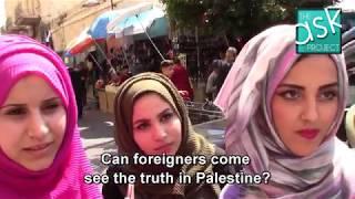 Palestinians: Can people easily visit Palestine?