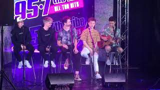 Why Don't We Live In Kansas City, MO At Worlds Of Fun
