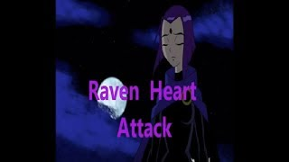 Raven - Heart Attack-
