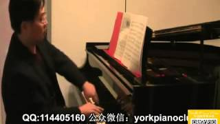 46 Barcarolle from Tales of Hoffman  Offenbach  John Thompson   Modern Course for the piano part 2