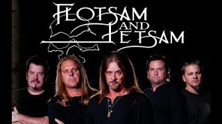 Flotsam & Jetsam Live @ Moonlight Music Hall, Diest, Belgium (06-08-2017)
