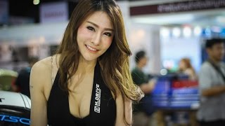 Pretties at the 4th Bangkok International Auto Salon #2 🇹🇭