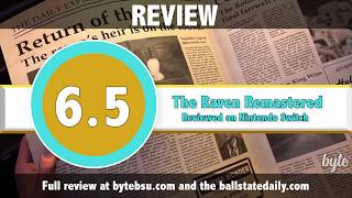 The Raven | Byte Sized Reviews