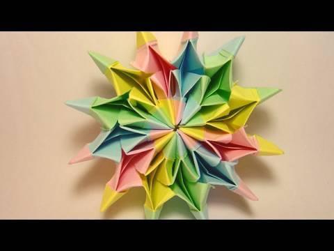 Origami Fireworks Yami Yamauchi
