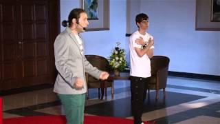 Mersul Pe Jos - Pasiune Obligatorie!: John Cristea At TEDxPloiesti