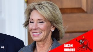 Missing Migrant Children: Trafficked by Betsy DeVos Linked Agency