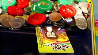Wizard of Oz Coin Pusher - Let