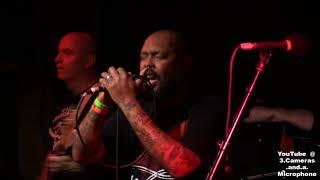 Dag Nasty- Thee Parkside, San Francisco 12/8/17 LIVE Multicam Minor Threat