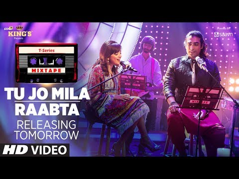 T-Series Mixtape : Tu Jo Mila /Raabta Song | ►Releasing Tomorrow  | Shirley Setia & Jubin Nautiyal