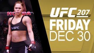 UFC 207: Ronda Rousey - Gracie Breakdown
