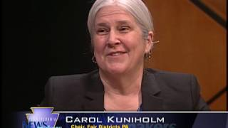 Pennsylvania Newsmakers 3/12/17: Redistricting Reform, and Credit Card Data Breaches