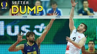 Top 30 Setter Dump | Volleyball Amazing