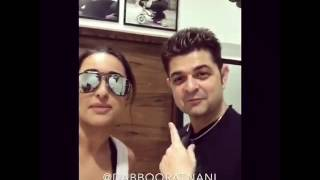 Sonakshi Sinha Speaks About her shot for Dabboo Ratnani 2017 Calendar