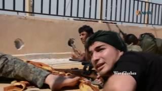 War   HEAVY URBAN CLASHES IN QAMISHLI BETWEEN KURDISH YPG AND NDF • SYRIA WAR 2016