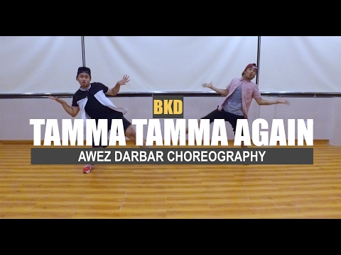 TAMMA TAMMA AGAIN - Badrinath Ki Dulhania | Awez Darbar Choreography