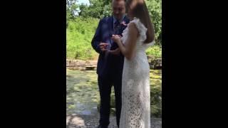 Jenny and Nick's wedding