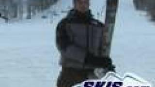 Volki Mantra 2009 ski review from Skis.com