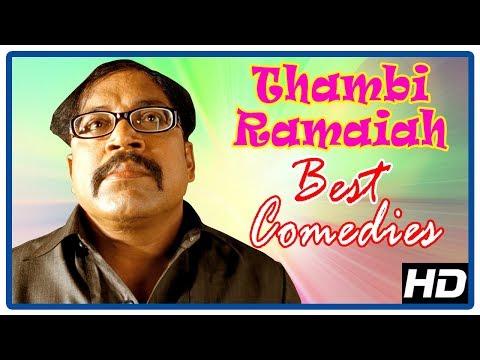 Xxx Mp4 Thambi Ramaiah Comedy Collection Best Tamil Comedy Scenes MS Bhaskar Kovai Sarala Pandi 3gp Sex