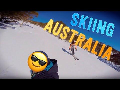 SNOW in Australia... YEP!! Guthica Mountain