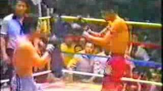 Dieselnoi vs. Shogo Shimazu