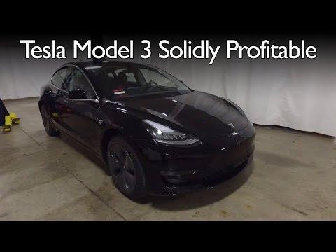 Xxx Mp4 Munro Teardown Shows Tesla Model 3 Solidly Profitable 3gp Sex