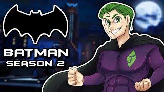 THE JOKER IS A SUPERHERO NOW! | Batman: The Telltale Series | Season 2 | Episode 4 (Full Episode)