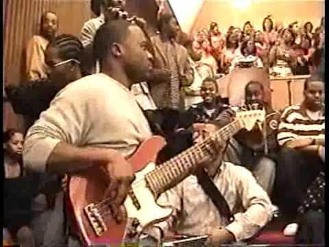 Sharay Reed Chicago Gospel Musician Jam
