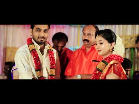 Kerala Hindu Wedding I Akhil I Reshma I imaxphotography