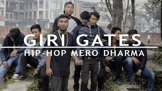 Giri Gates - Hiphop Mero Dharma (Bullet Flo Diss)