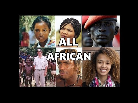 Africans are NOT