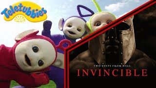 Teletubbies Intro + Two Steps From Hell - To Glory = ?