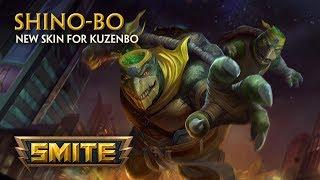 SMITE - New Skin for Kuzenbo - Shino-bo