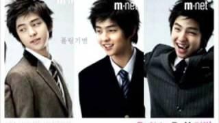 Kim Hye Seong,Kim kibum and Choi Si Won