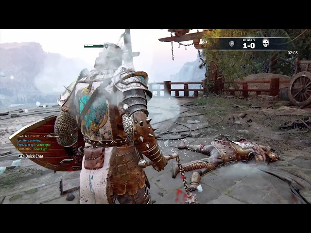 For Honor: Conqueror Ranked Duel Tournament - The Road To Diamond