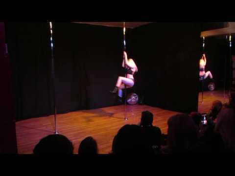 Jessica Rose - 360 Pole Dancing Spring Show 2015