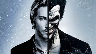 Batman: Arkham Origins - Troy Baker reading Joker's monologue from