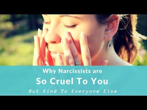 Xxx Mp4 Why Narcissists Are So Cruel To You But Kind To Everyone Else 3gp Sex