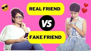 Real Friend VS Fake Friend | TY RIYA | New video 2017