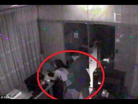 Civil Servant Caught Having SEX on CCTV in Council Office!!!
