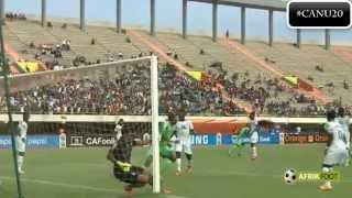 Nigeria vs Ghana (2-0) | CAN U20