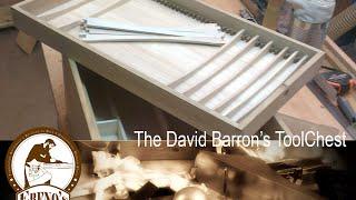 [Travail Du Bois] Part.2 - Coffre à outils d'ébéniste (David Barron's chest)