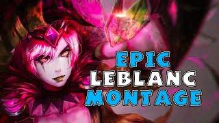 Leblanc Montage 2016 | Best Leblanc Plays (By League of Talon)
