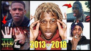 Evolution of Famous Dexter