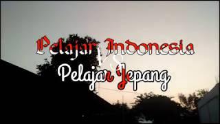 Pelajar Indonesia vs Pelajar Jepang